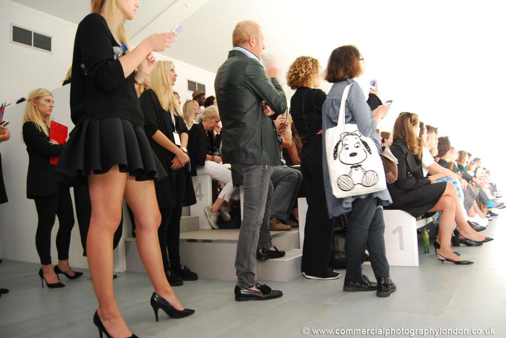 Fashion photographer London portfolio Marios Schwab photo 7