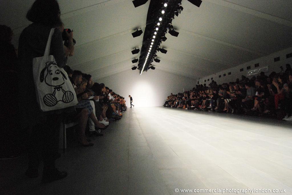 Fashion photographer London portfolio Marios Schwab photo 9