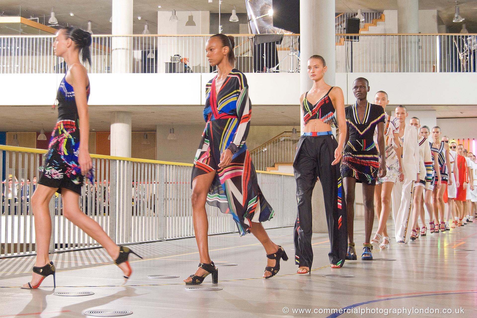 Fashion photographer London portfolio photo - Preen by Thornton Bregazzi 5