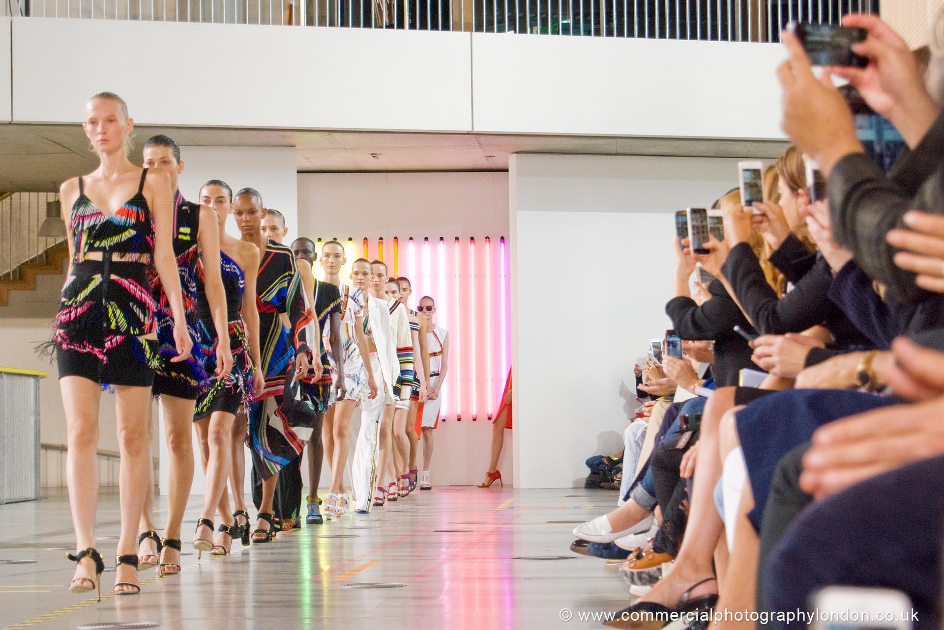 Fashion photographer London portfolio photo - Preen by Thornton Bregazzi 7