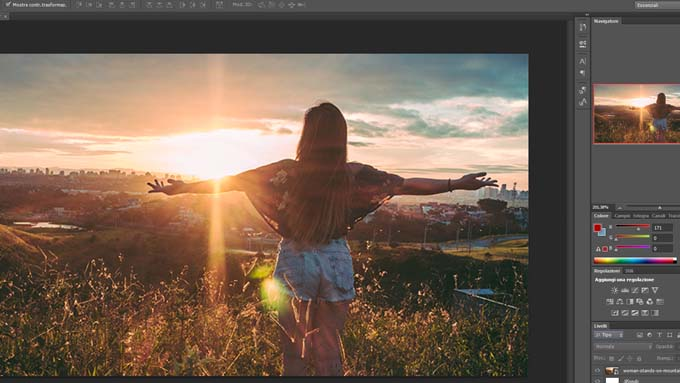 editing your photo