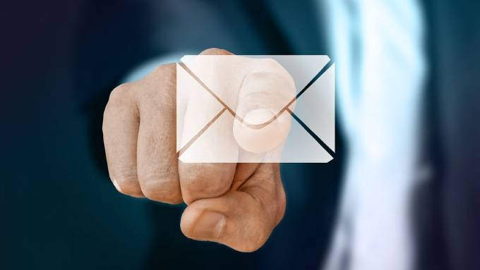 Email verifier with one click