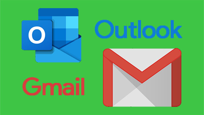 Recall email Outlook Gmail