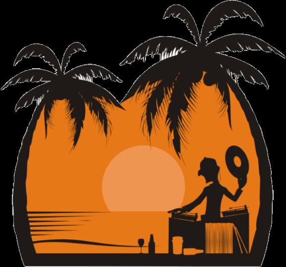 Sungroove DJ's Logo