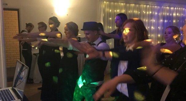 Sunshine Coast Sungroove DJs Celebrations Perigian 01
