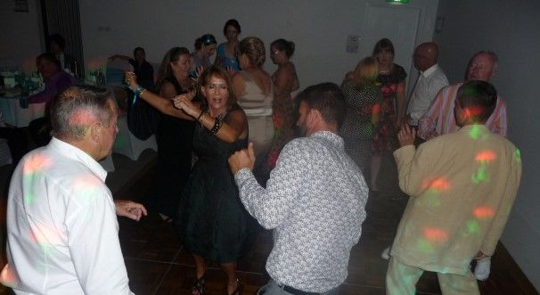 Sunshine Coast Sungroove DJs Celebrations Twin Waters 01