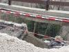 Civitella Casanova - road landslide 2