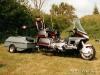 Honda GL1500 & Watsonian D18 trailer