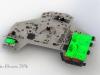 Aprilia Caponord ETV1000 and RST1000 Futura CGI dashboard (1)
