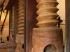 wooden presses
