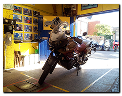 Aprilia Caponord ETV1000 Rally-Raid - Fresh MOT at Dave Clarke Motorcycles - Oxford