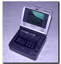 Sony Video Walkman GD-V800