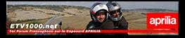 Aprilia Caponord ETV1000 Rally-Raid - ETV1000.NET