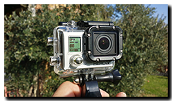 Replacement GoPro Hero 3+ ready for work!