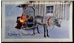 Risto's Christmas card