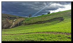 Abruzzo landslide March 2015