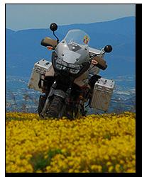 Aprilia Caponord Rally-Raid ETV1000