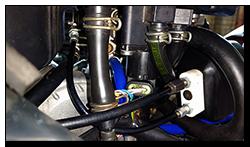 Aprilia Caponord ETV1000 Rally-Raid MCCruise CIU throttle servo cables