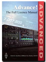 Advanced! The RSGB Full Licence Manual