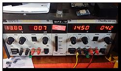 Aprilia Caponord ETV1000 Rally-Raid Thurlby 30v-2A dual power supply