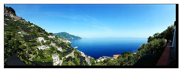 Aprilia Caponord ETV1000 Rally-Raid Amalfi coast Italy - Villa Rina B&B