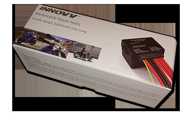 Aprilia Caponord ETV1000 Rally-Raid INNOVV Power Hub 1
