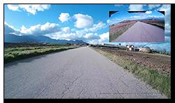 Aprilia Caponord ETV1000 Rally-Raid Innovv K1 camera screenshot