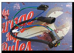 Aprilia Caponord ETV1000 Rally-Raid fuel pump harness (AP8124664) connector Superseal