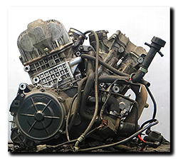 Aprilia Futura RST1000 engine V990