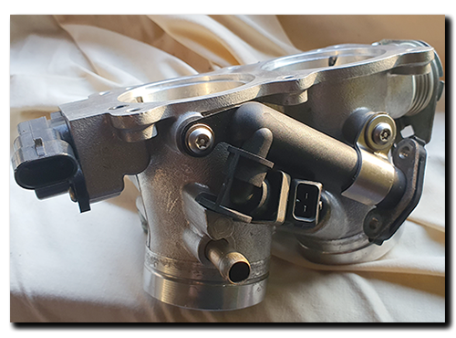 Aprilia Caponord ETV1000 Rally-Raid RST Futura throttle body rebuild