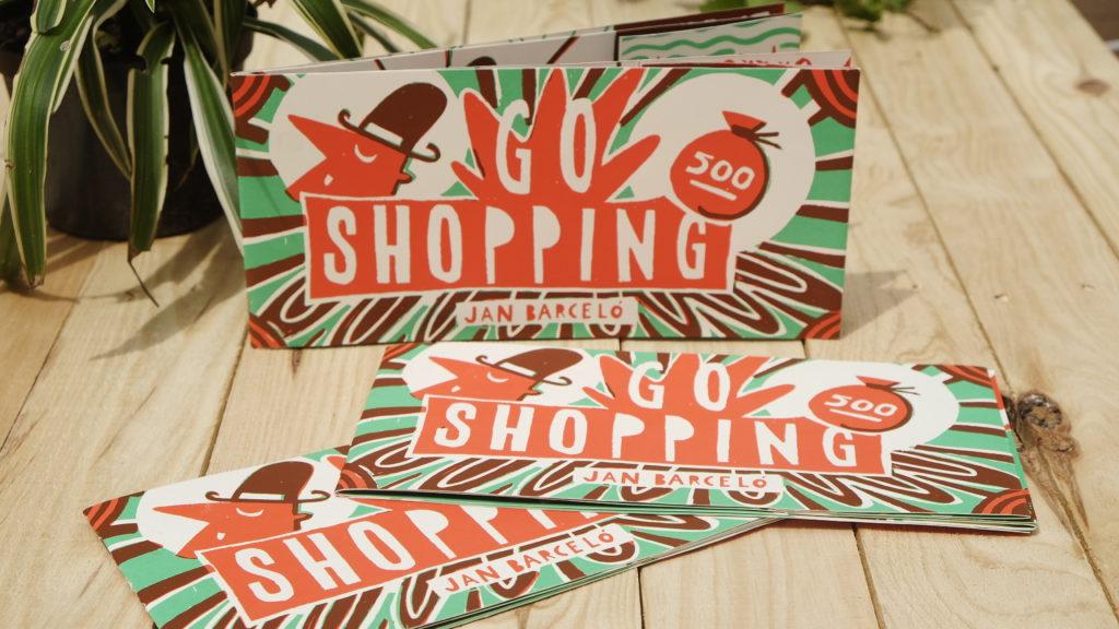 Llibre autoeditat go shopping