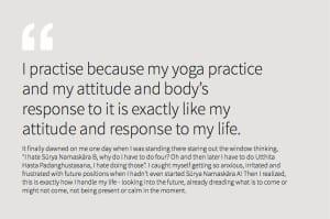 دروس يوجا في دبي مارينا Ashtanga Yoga Dubal - Nea Ferrier - Alessandro Sigismondi-