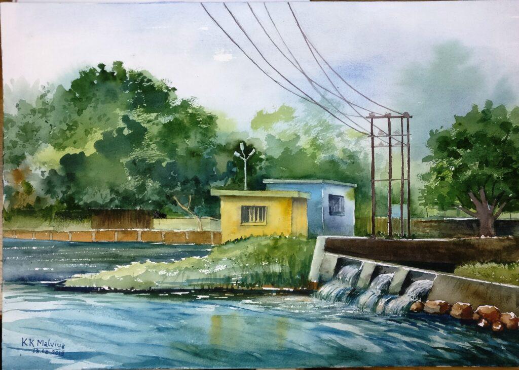SHAHPURA LAKE 18.08.19
