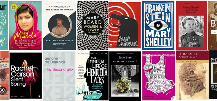 Academic Book Week 2018 – 20 books by women that changed the world