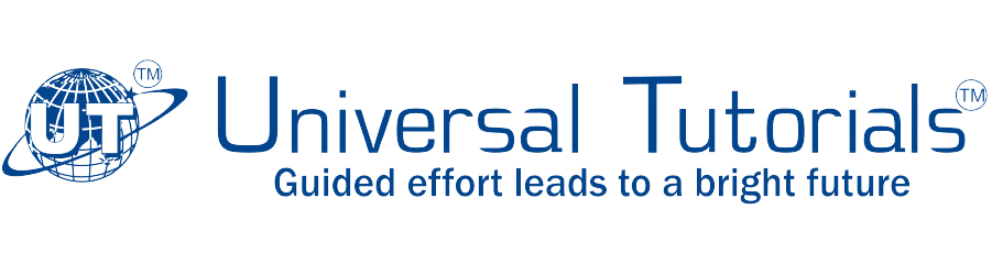 Universal Tutorials