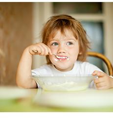 childrens nursery food