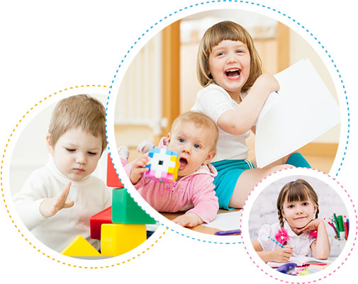 children-circle-pictures