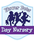 flower pots day nursery