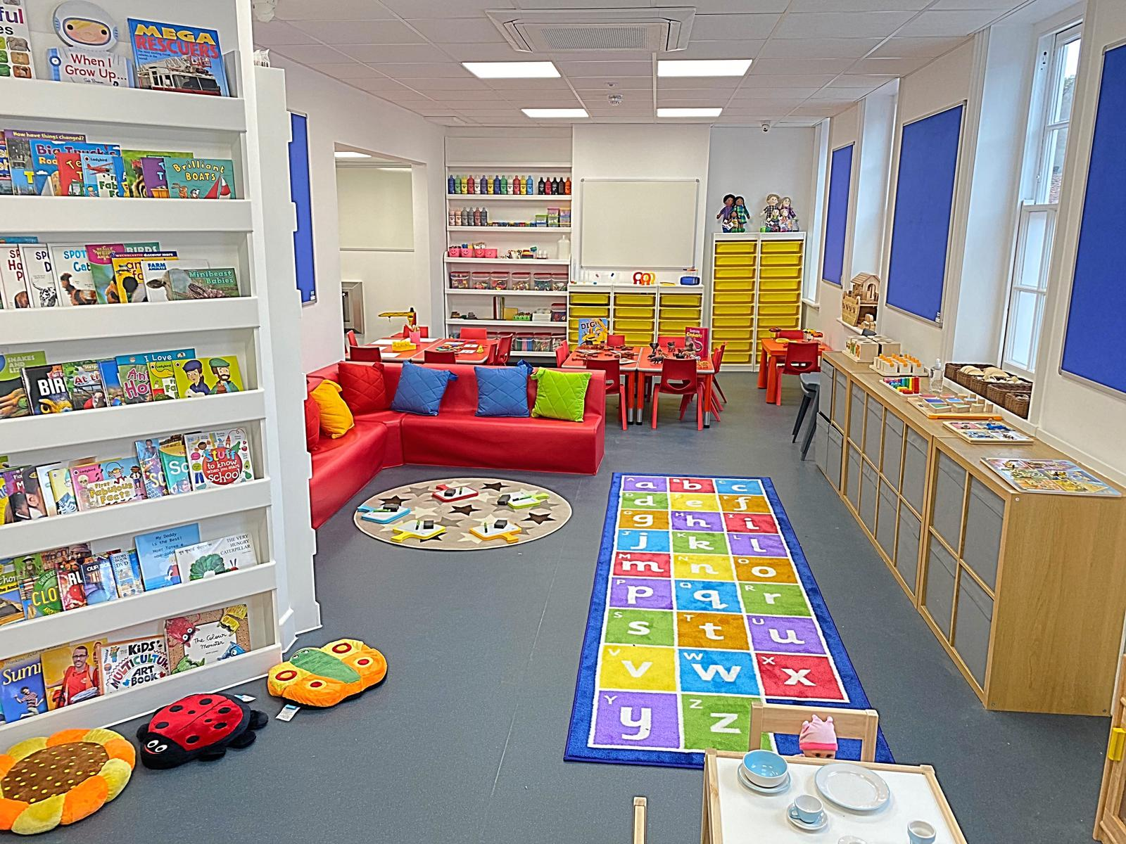 chesham high street nursery