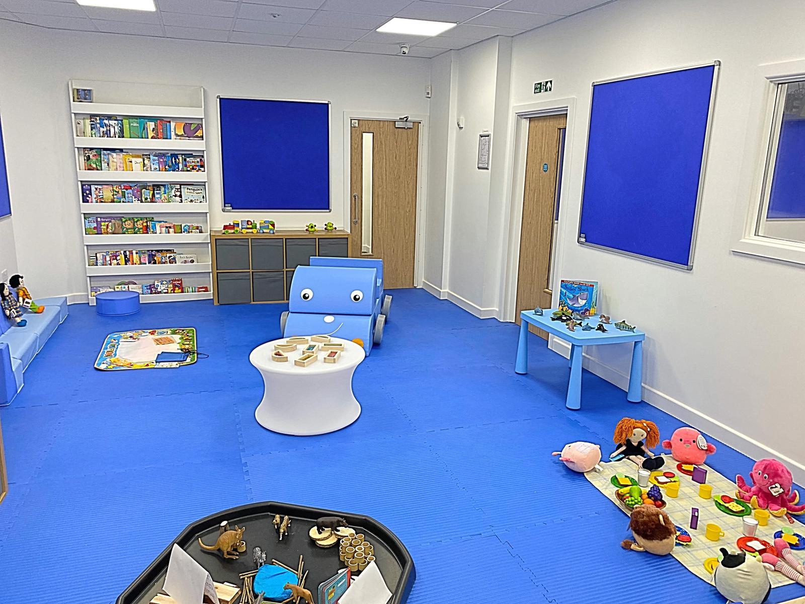 Child Nursery High Street Chesham
