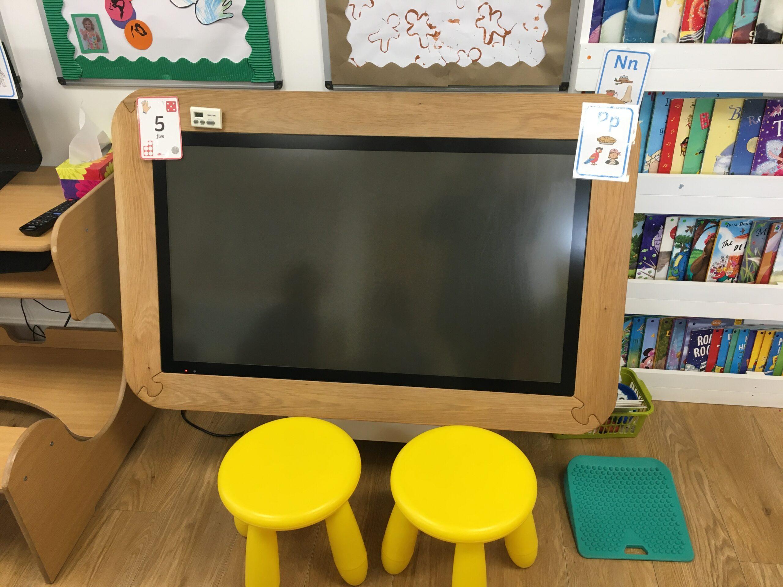 children's nursery computer