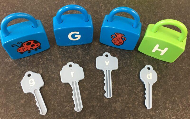 padlock toys