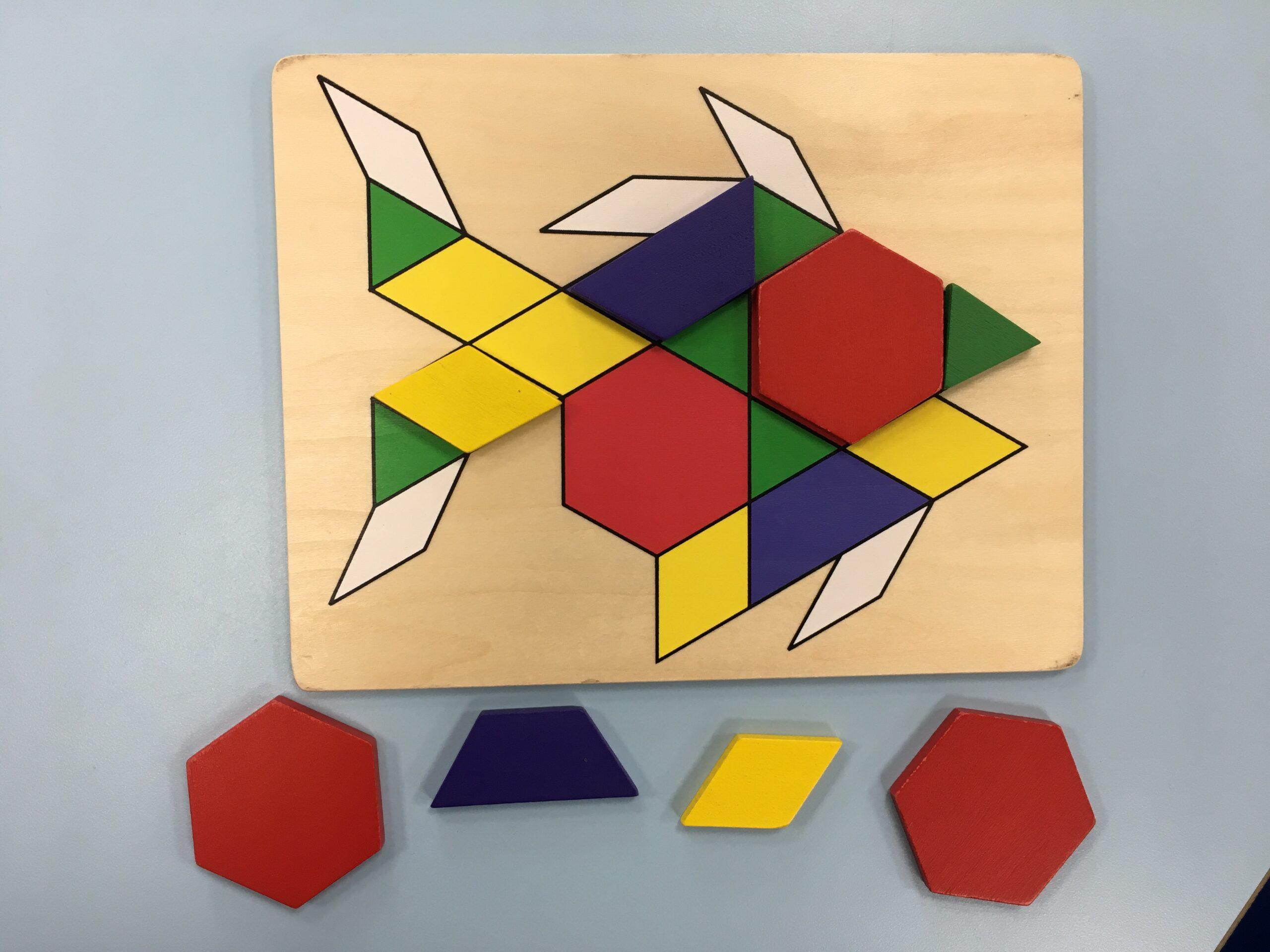 children's shapes
