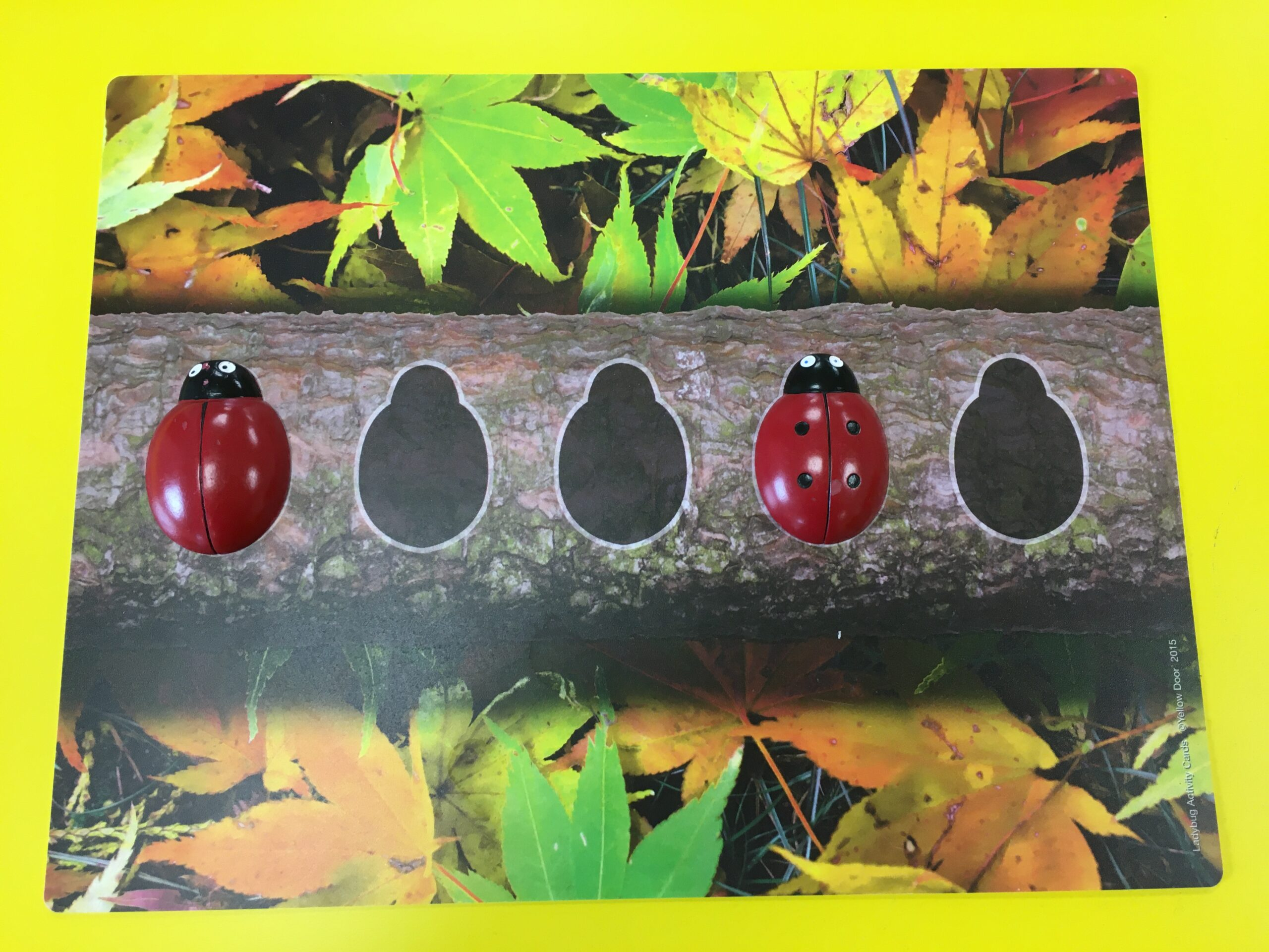 lady bug nursery toy