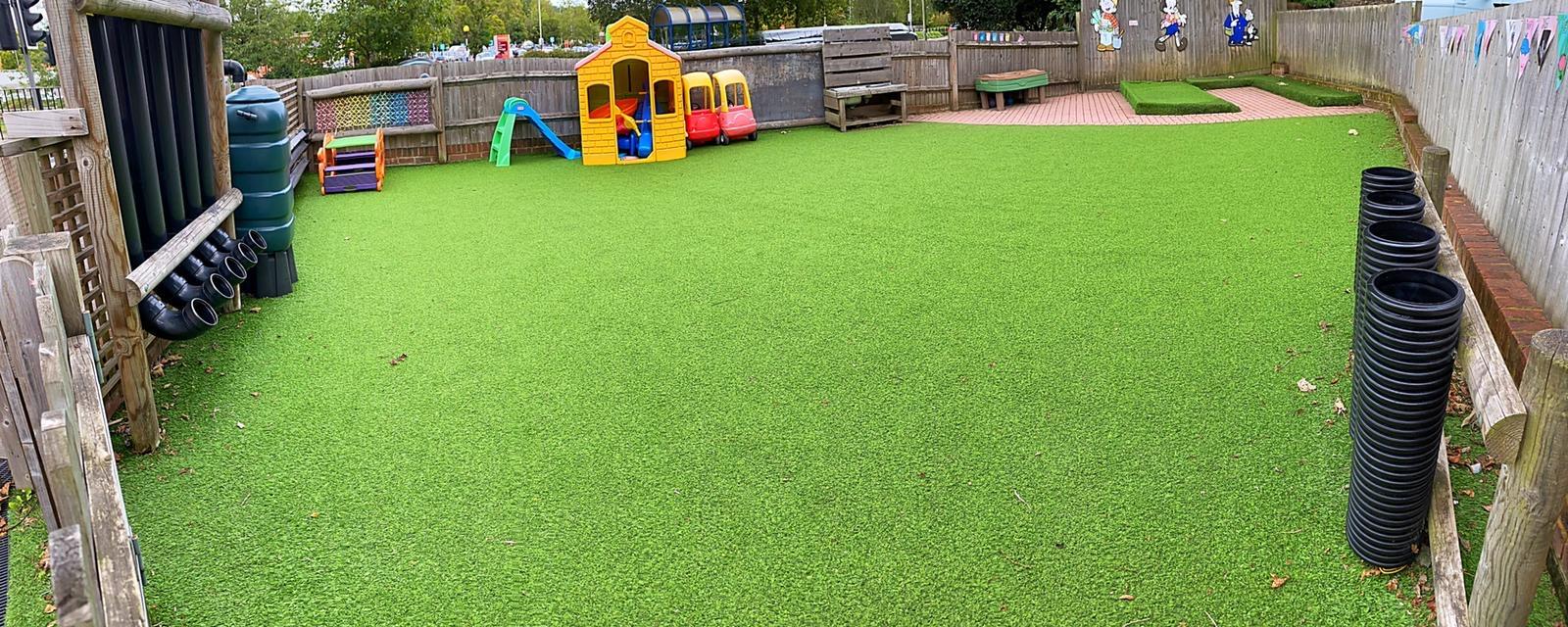 apsley nursery garden