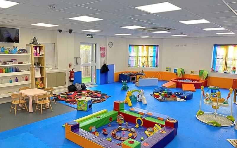 Child Nursery Apslety