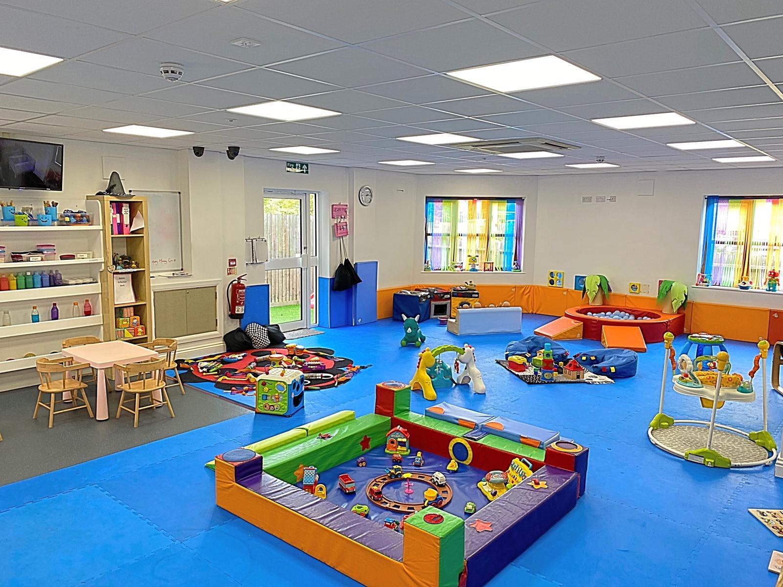 Child Nursery Apslety