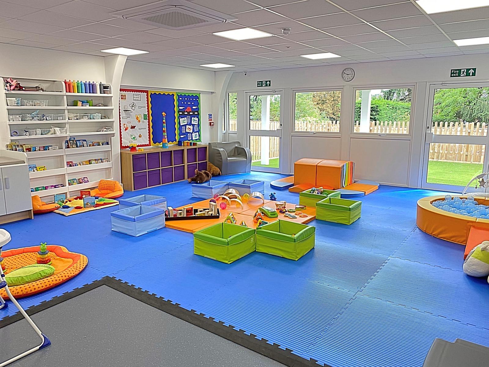 Boxmoor day nursery