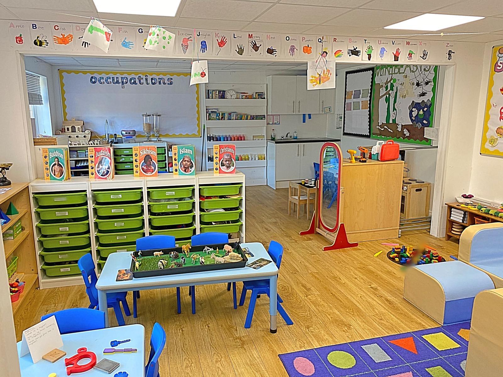Child Nursery Adeyfield