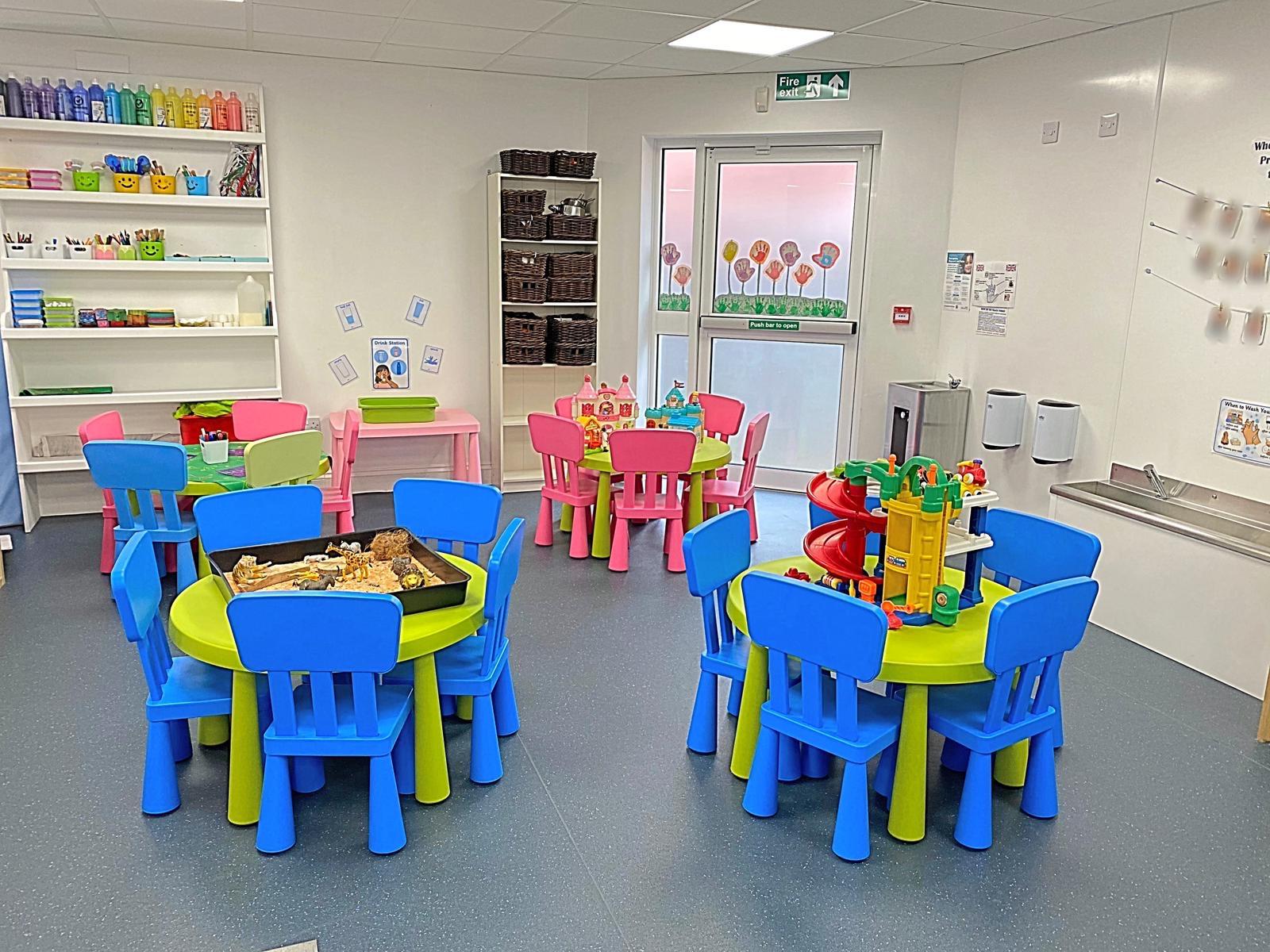 Apsley day nursery